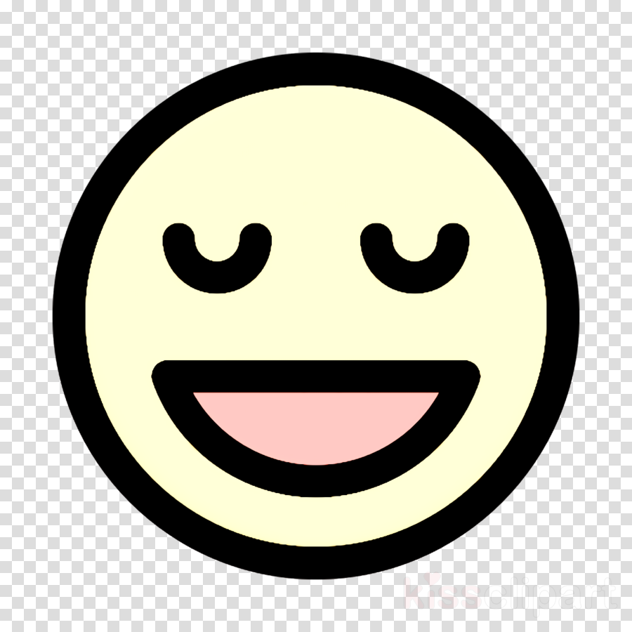 Happy icon Smiley and people icon Smiley icon