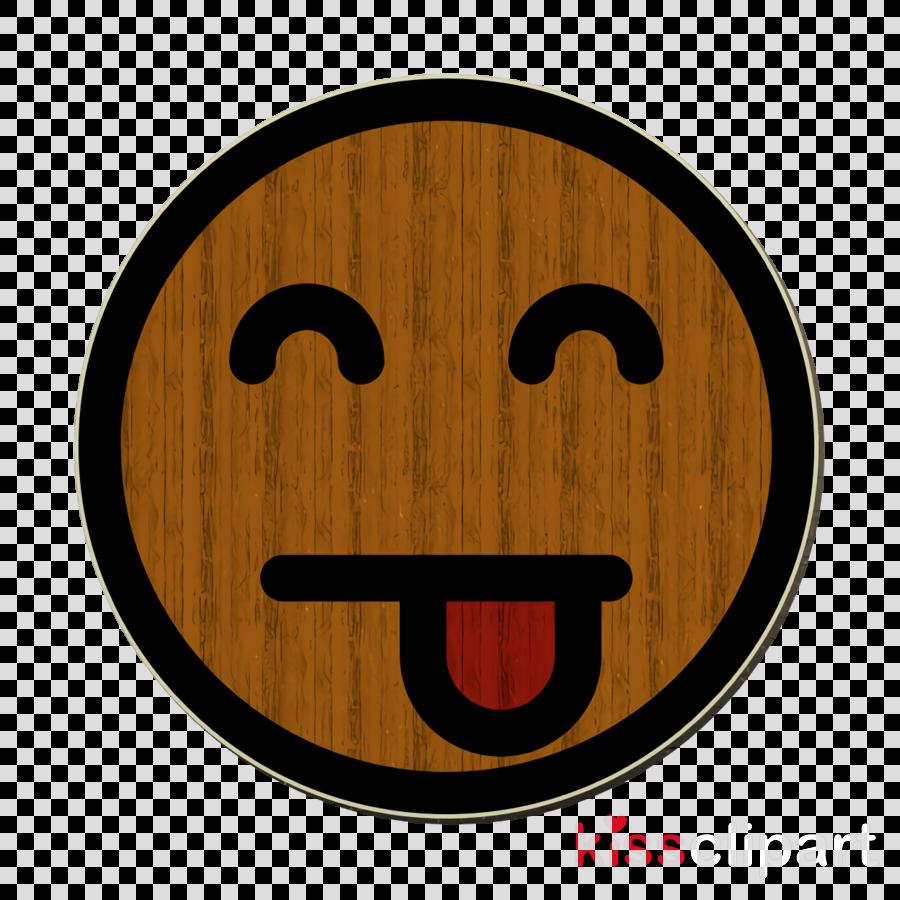 Emoji icon Smiley and people icon Tongue icon