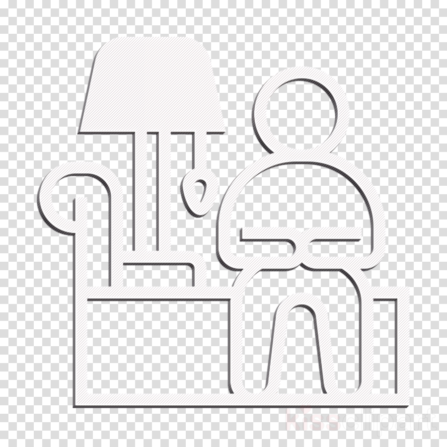 Furniture and household icon Hotel Services icon Bedroom icon