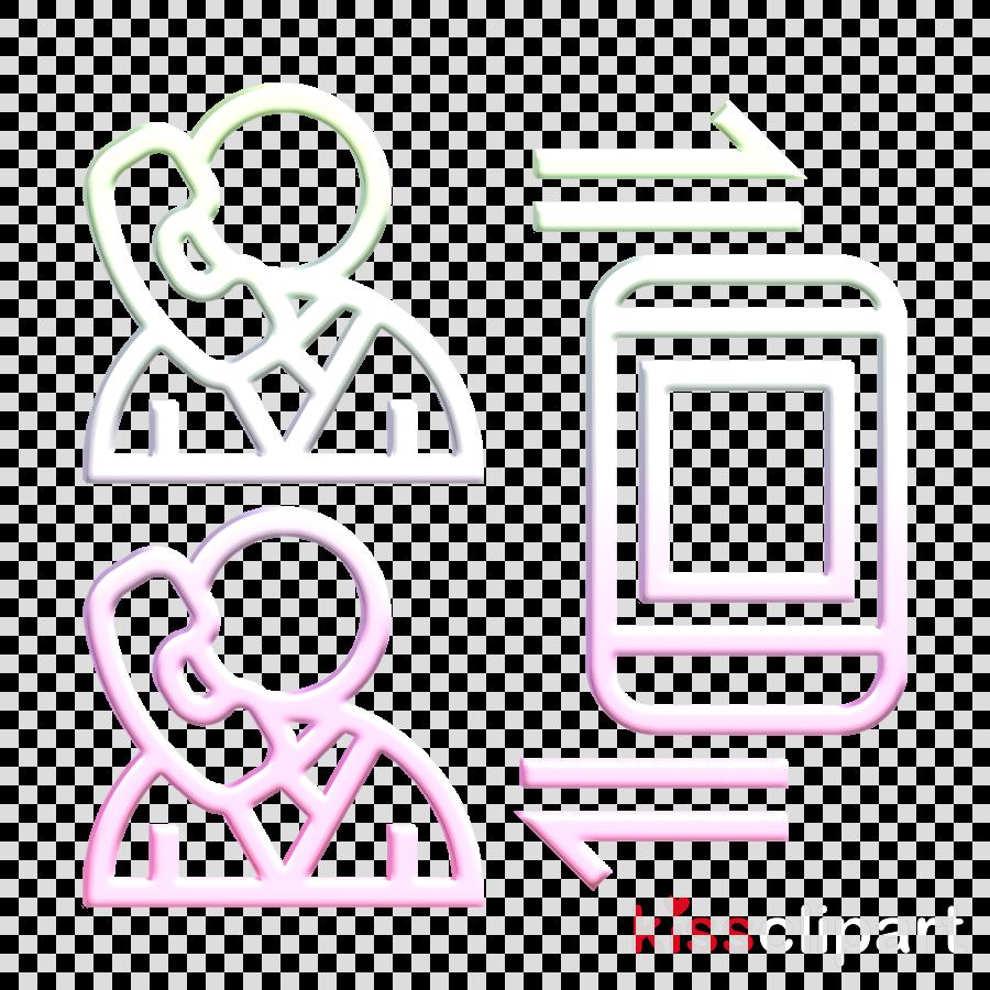 Call icon Forwarding icon Communication icon