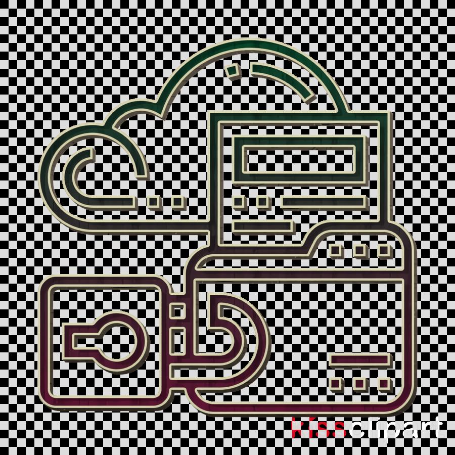 Padlock icon Data icon Computer Technology icon