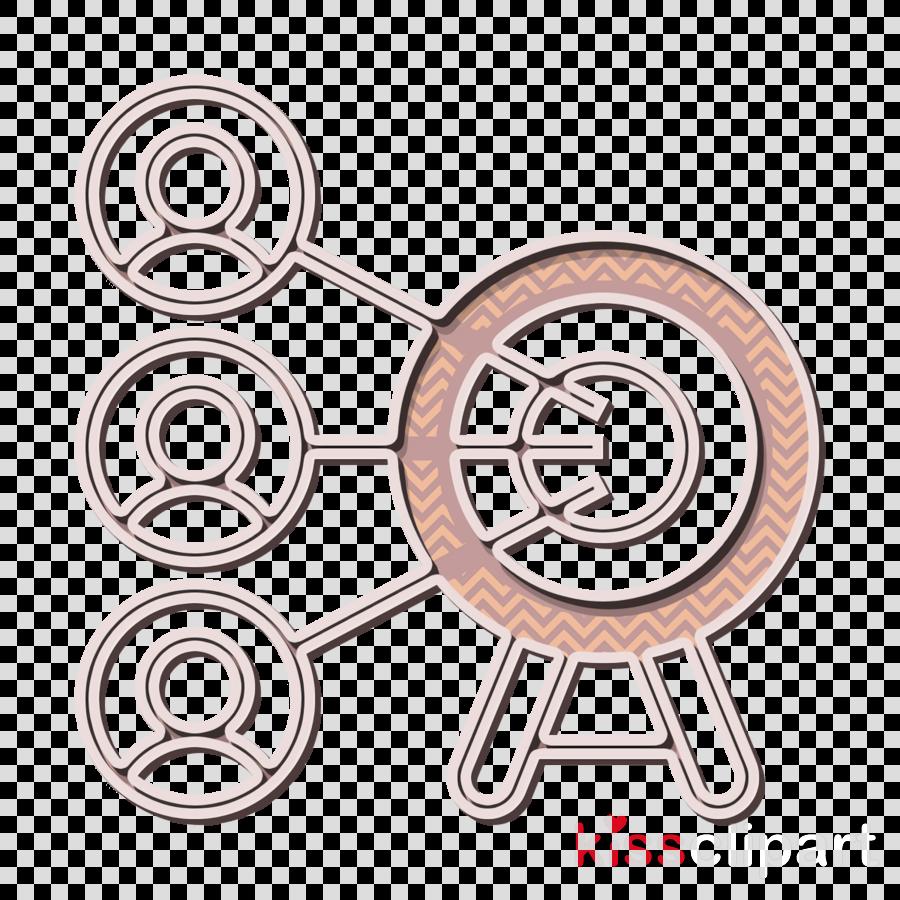 Focus icon Consumer Behaviour icon Target icon
