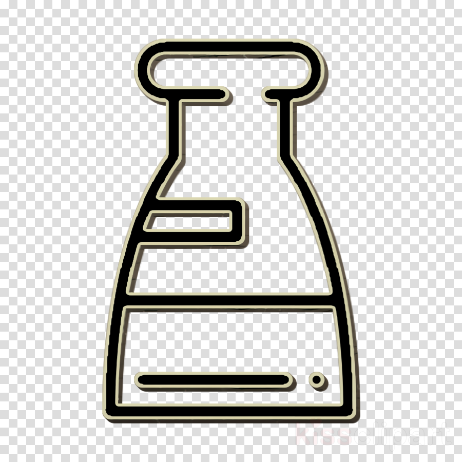 Flask icon Biology icon