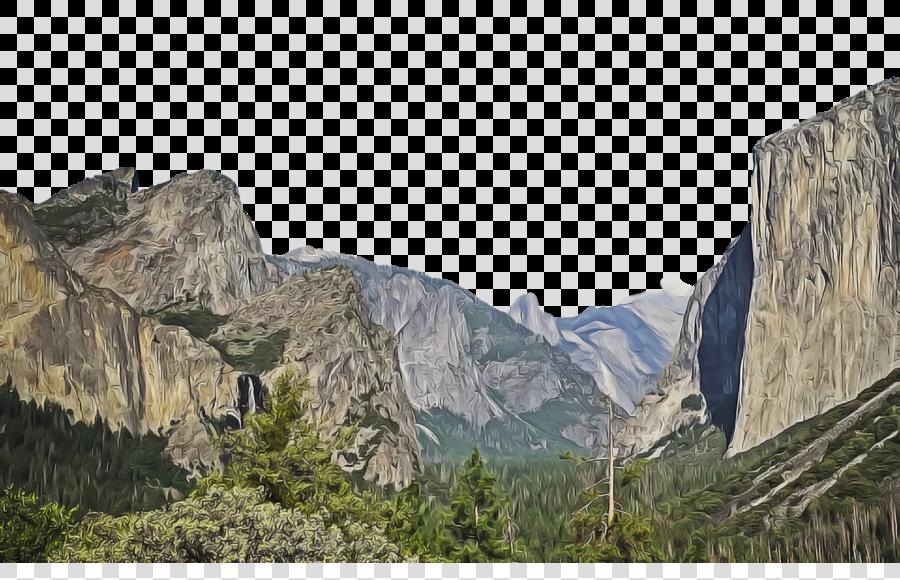 mount scenery wilderness national park mountain mountain range wilderness