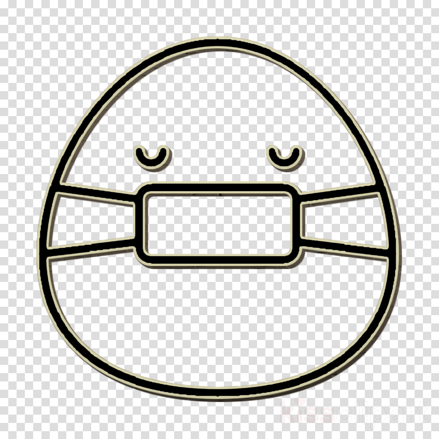 Emoji icon Sick icon