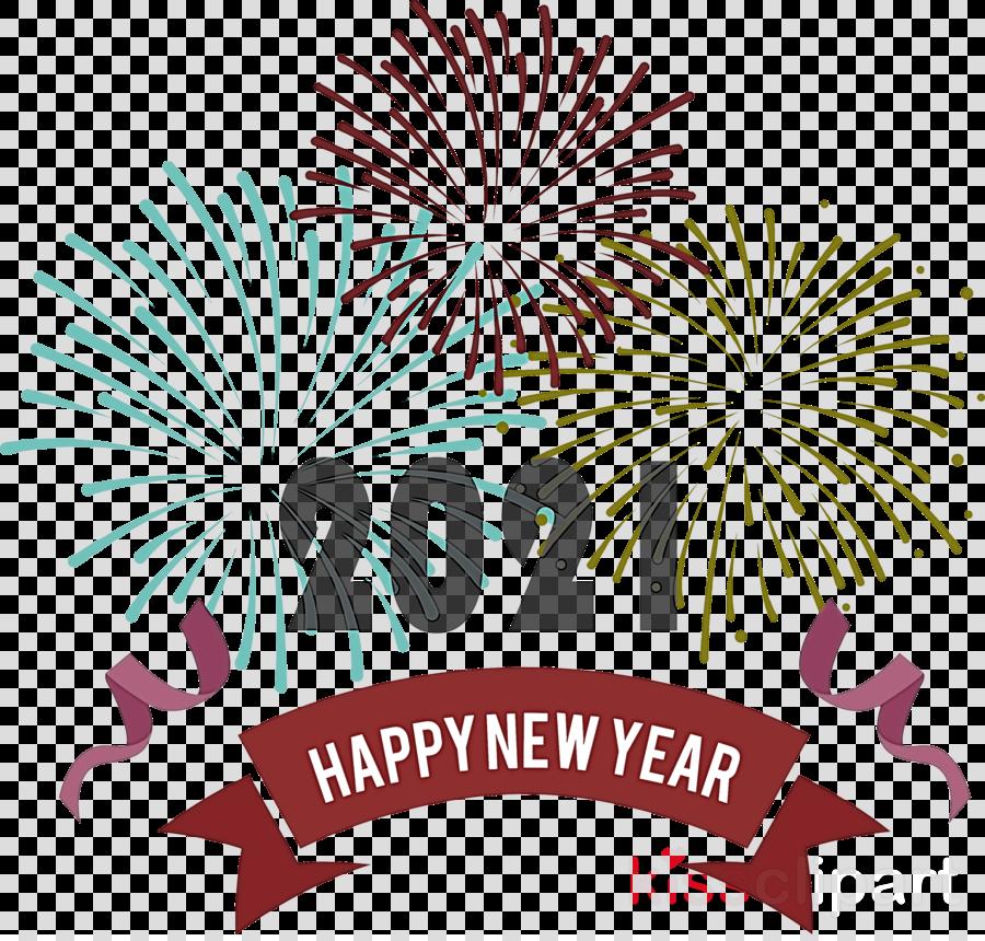 Happy New Year 2021 2021 Happy New Year Happy New Year Clipart Birthday Line Art Birthday Cake Transparent Clip Art