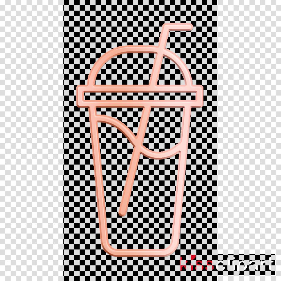 Milkshake icon Fast Food icon Cup icon