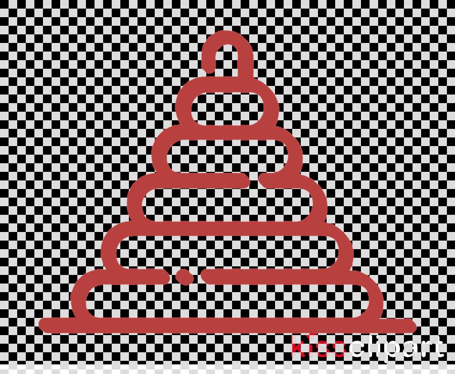 Pyramid icon Baby Shower icon Toy icon
