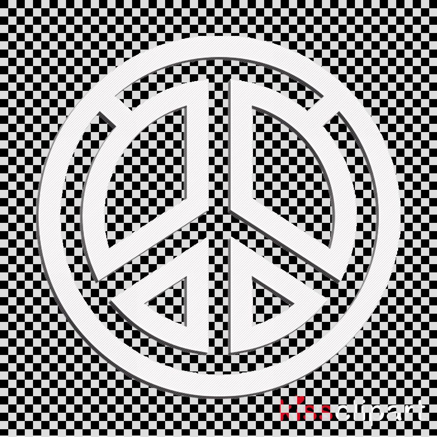 Shapes and symbols icon Peace icon Reggae icon