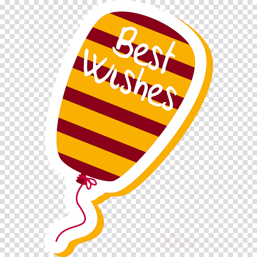 Congratulation balloon best wishes