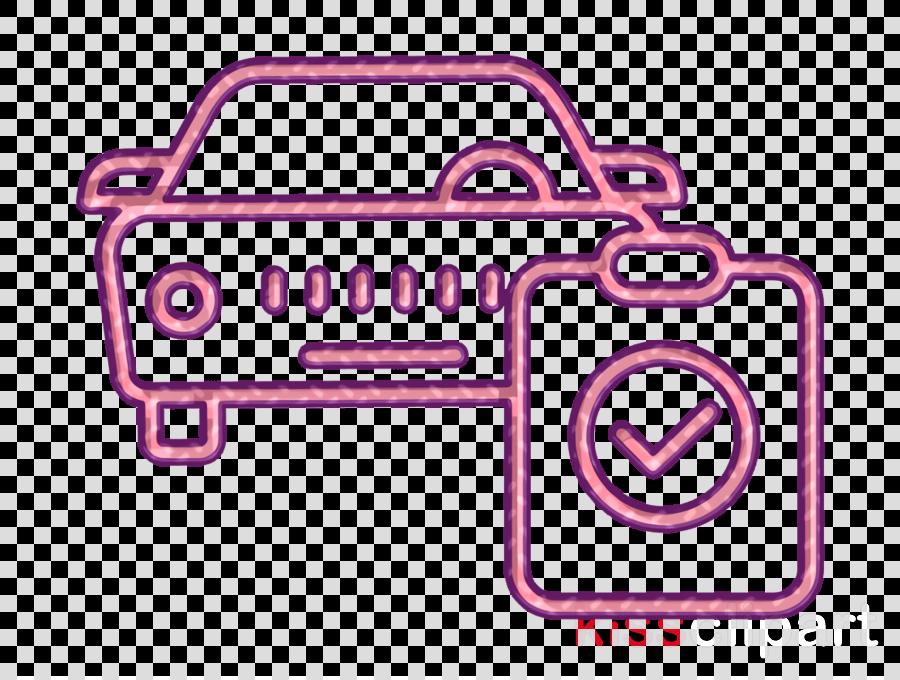 Car insurance icon Insurance icon