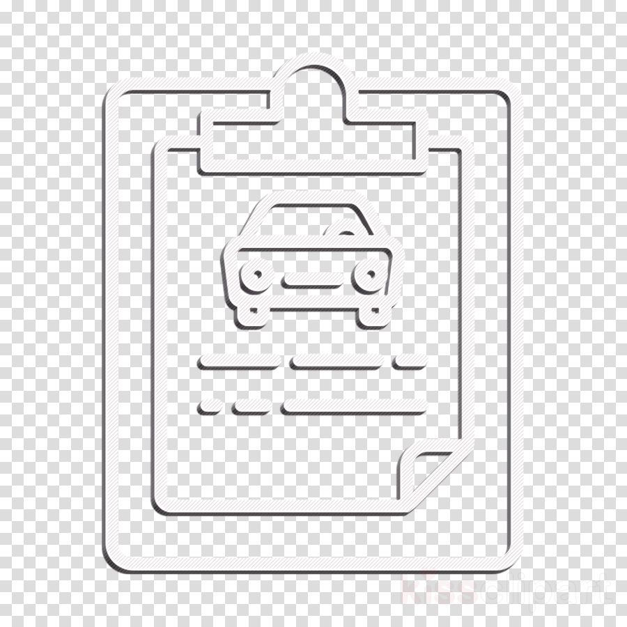 Car icon Car insurance icon Insurance icon