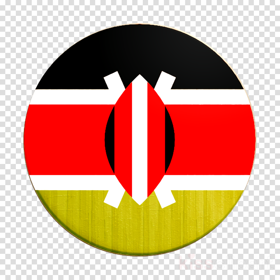 Countrys Flags icon Kenya icon