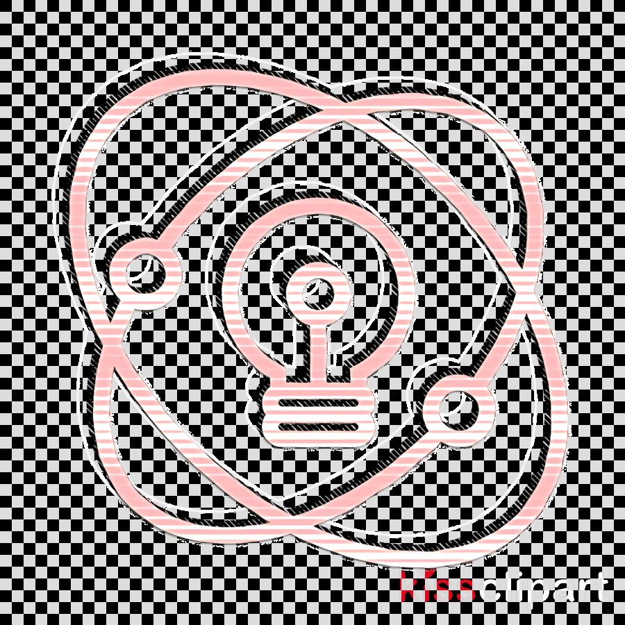 Design thinking icon Graphic design icon