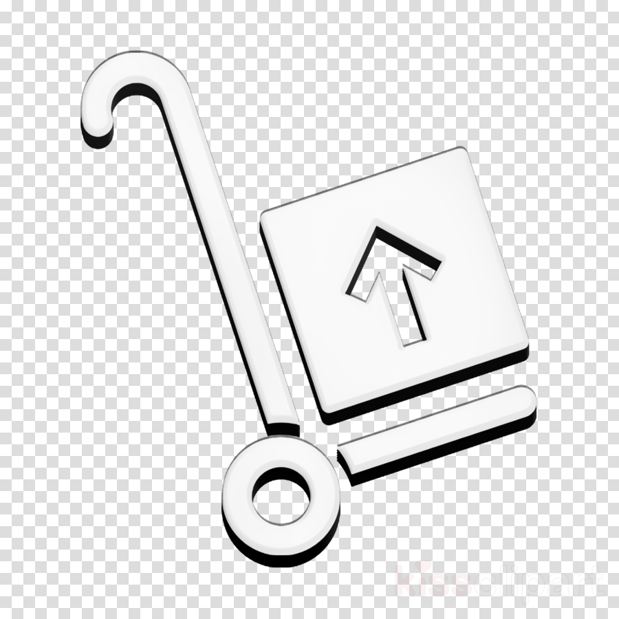 Logistics Delivery icon Package transport for delivery icon transport icon