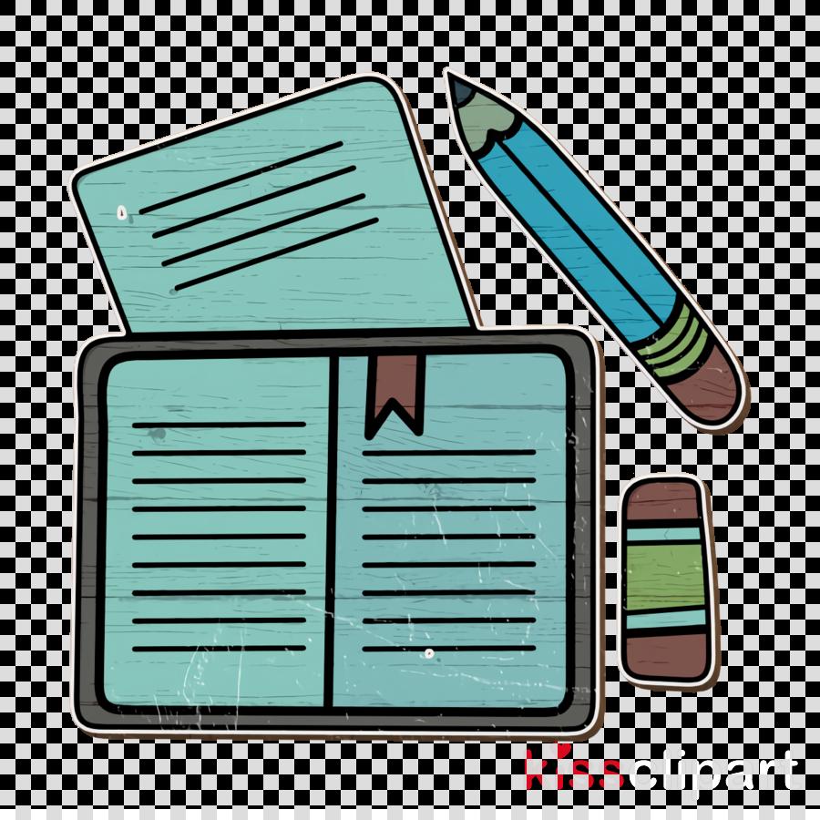 Homework icon Back to school icon