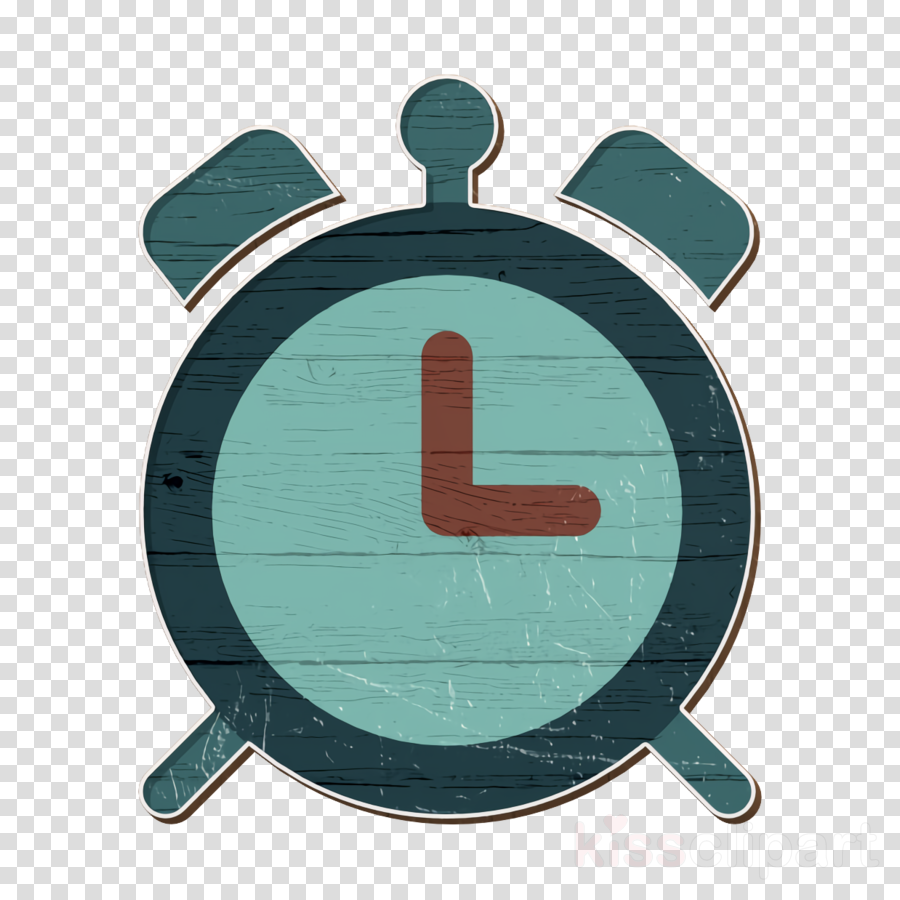 Alarm clock icon Clock icon Miscellaneous icon