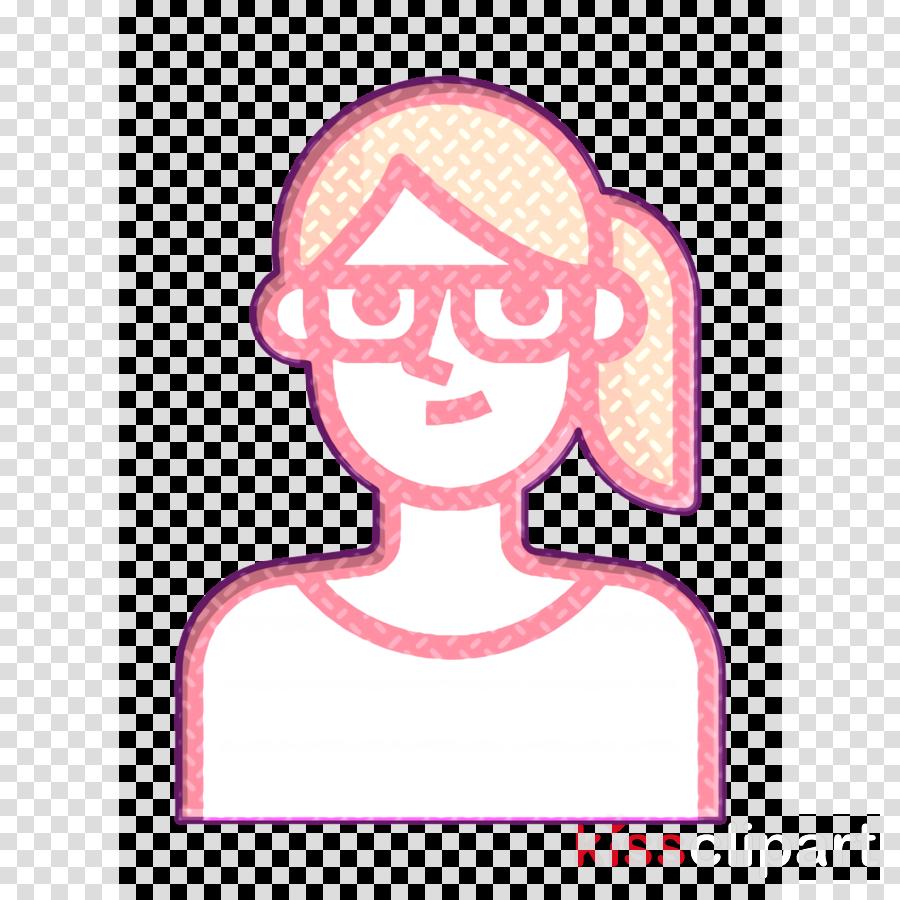 Woman icon Avatar icon