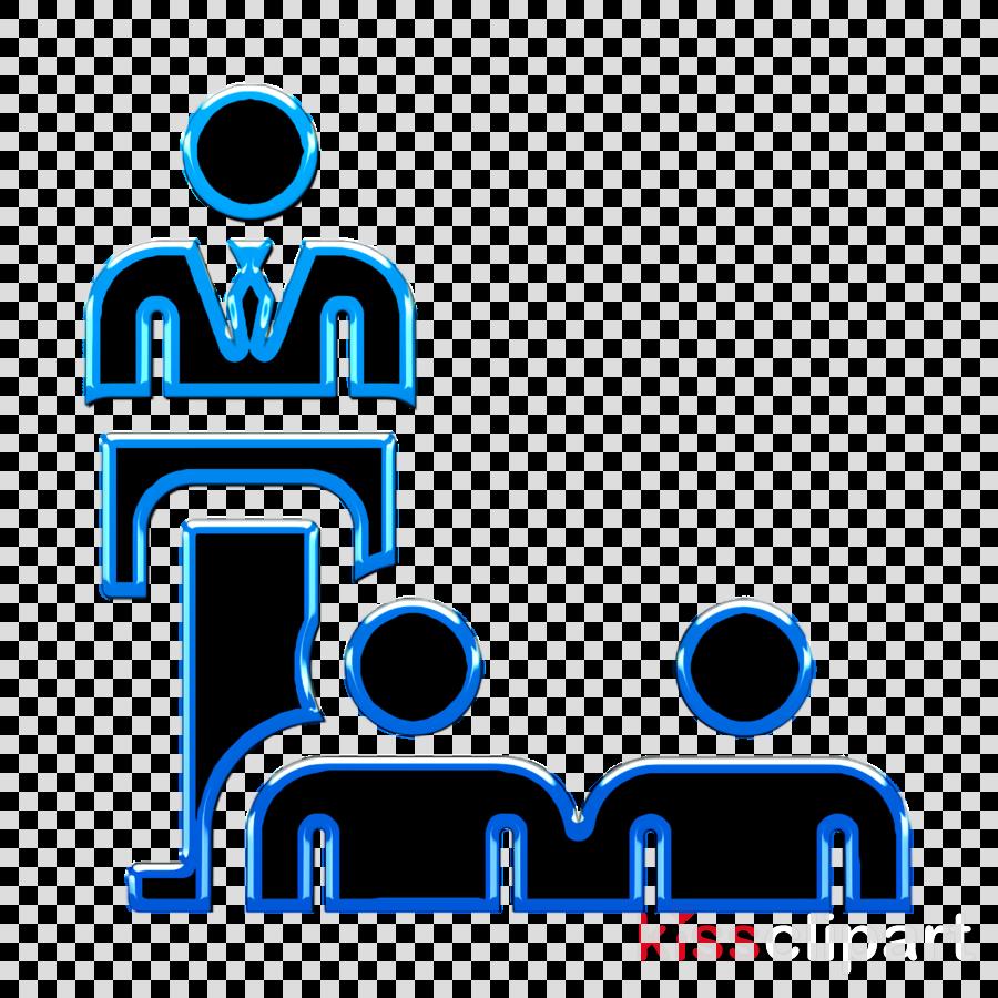 Speech icon Team Organization Human  Pictograms icon Conference icon
