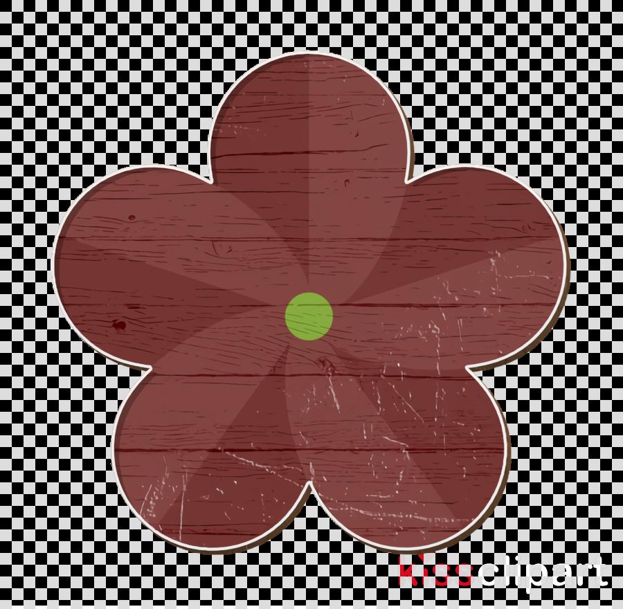 Flower icon Summertime Set icon