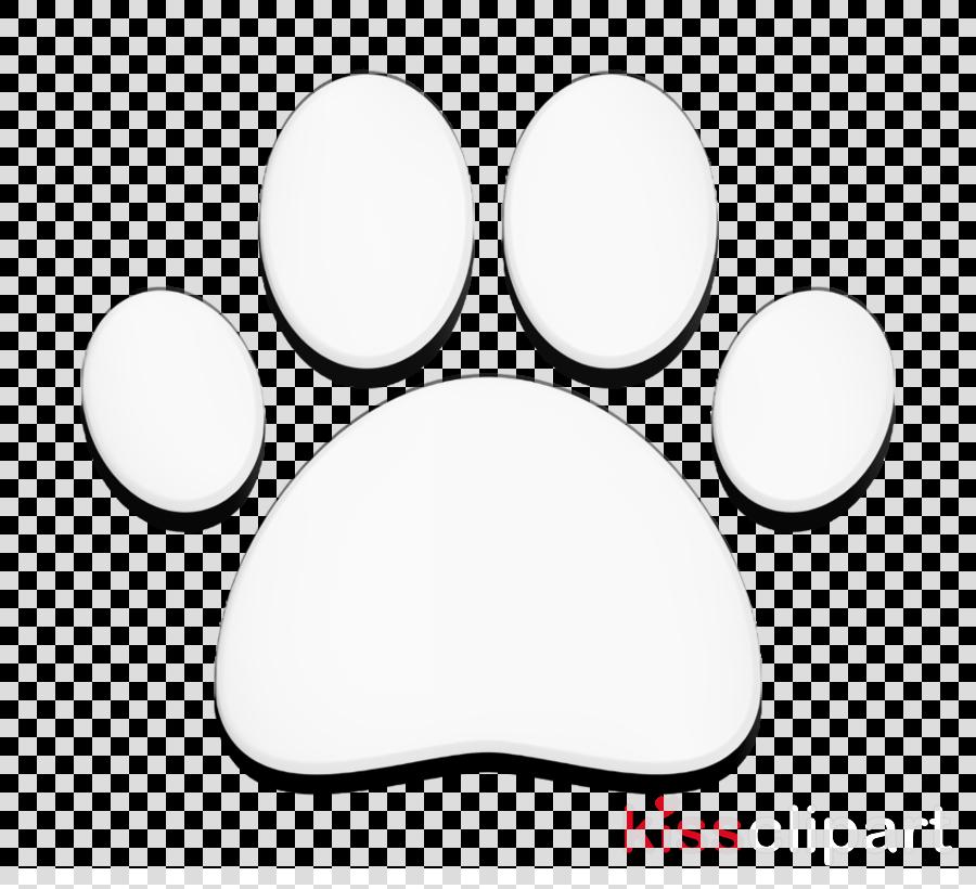 Paw icon Wildlife icon