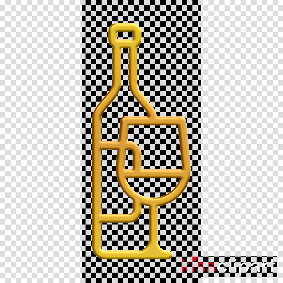 Wine icon Restaurant Elements icon