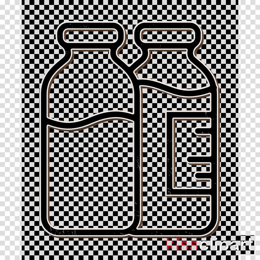 Milk icon Gastronomy icon