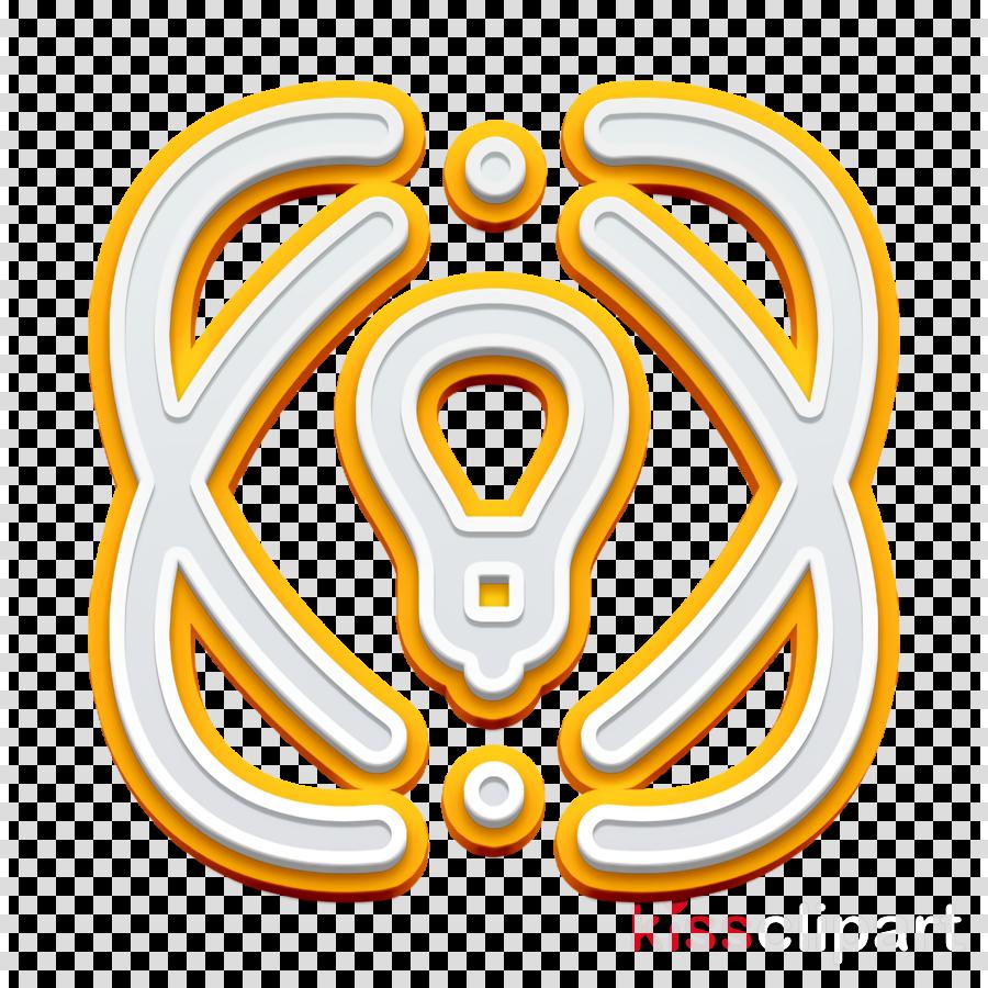 User experience icon Atom icon Design Thinking icon