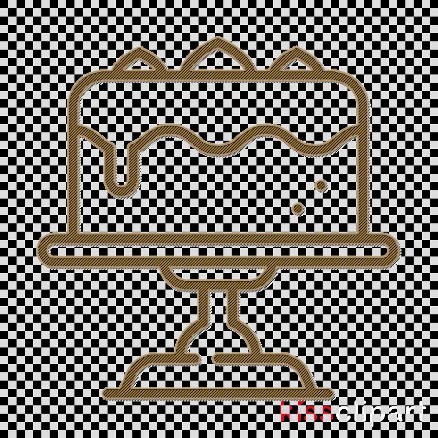 Cake icon Coffee Shop icon