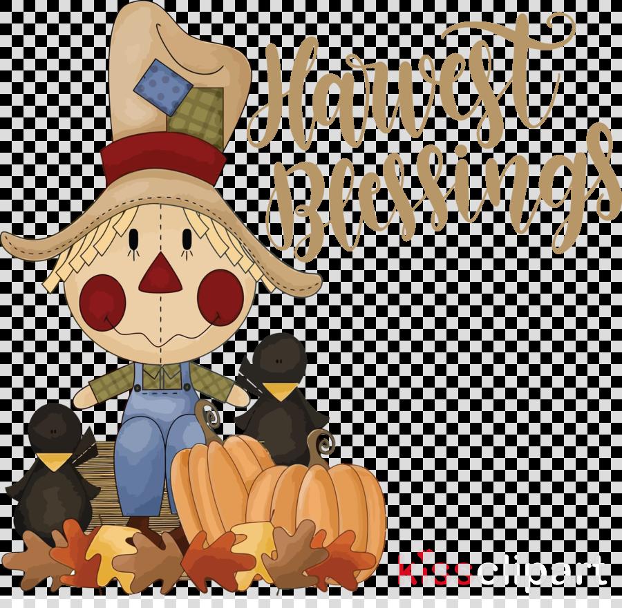 Harvest Blessings Thanksgiving Autumn