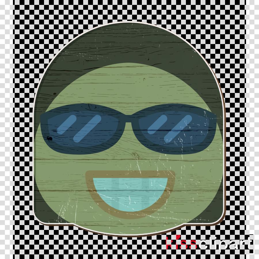 Smug icon Emoticon Set icon Face icon