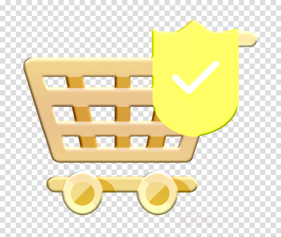 Finance icon Shopping cart icon Supermarket icon