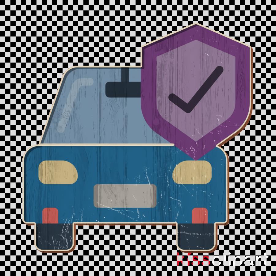 Car insurance icon Insurance icon Car icon