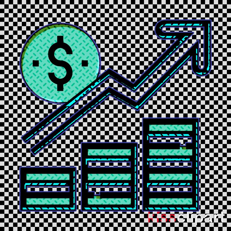 Money icon Income icon Passive Incomes icon