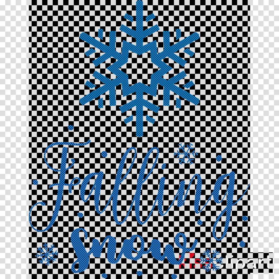 Falling Snow Snowflake Winter