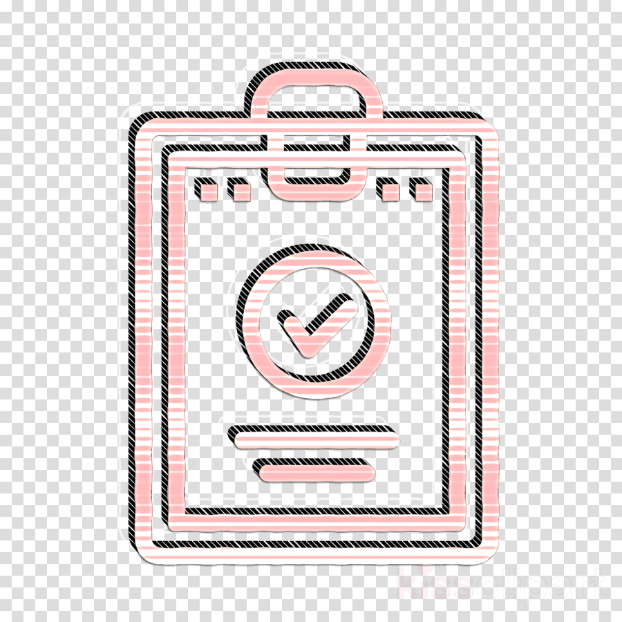 Clipboard icon Running icon