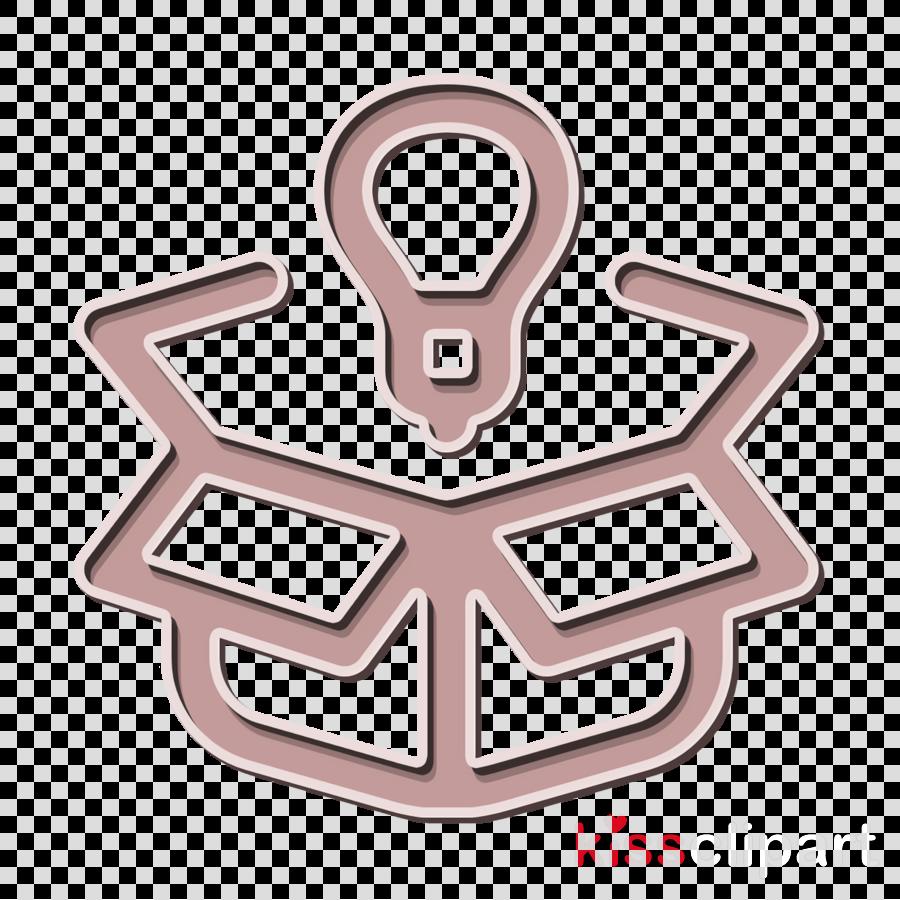 Box icon Idea icon Design Thinking icon