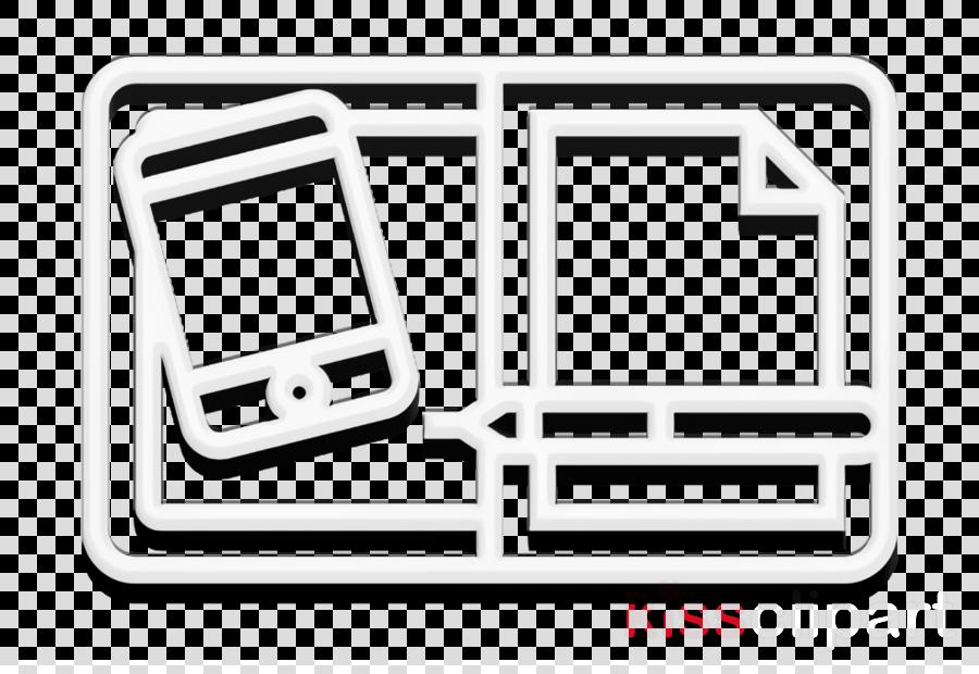 Graphic design icon Design thinking icon