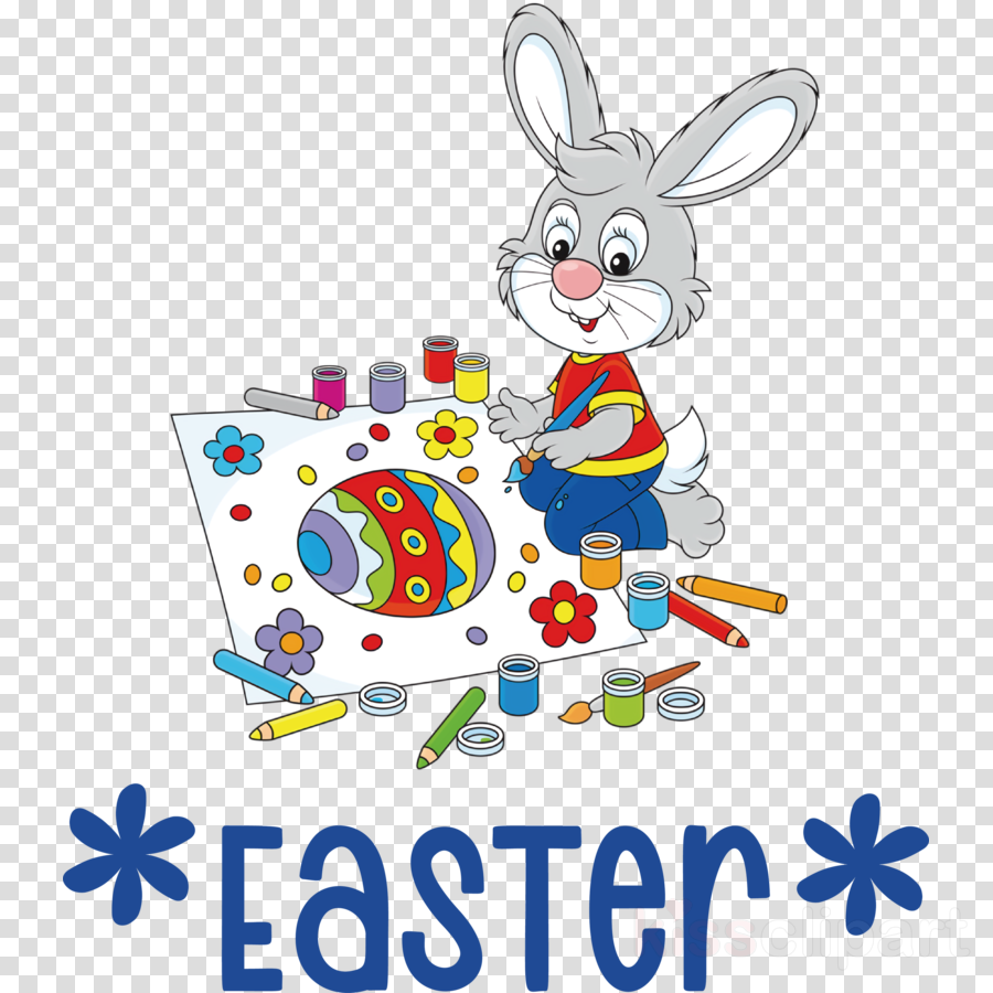 Easter Bunny Easter Day