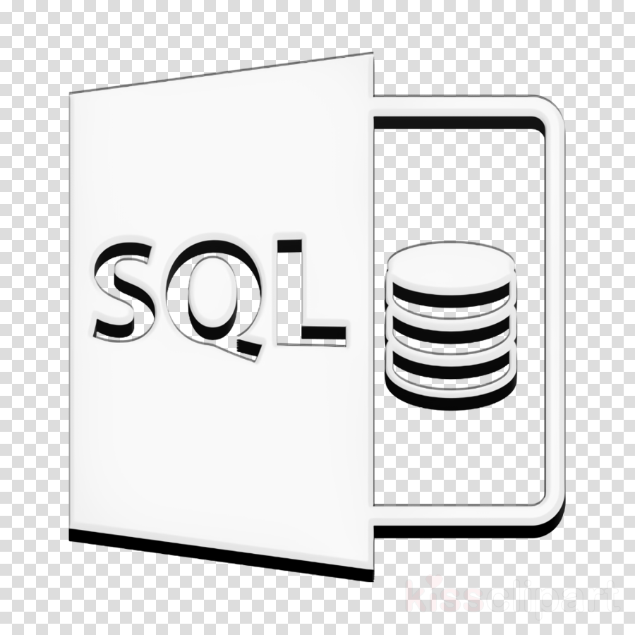 web icon File Formats Styled icon Sql icon
