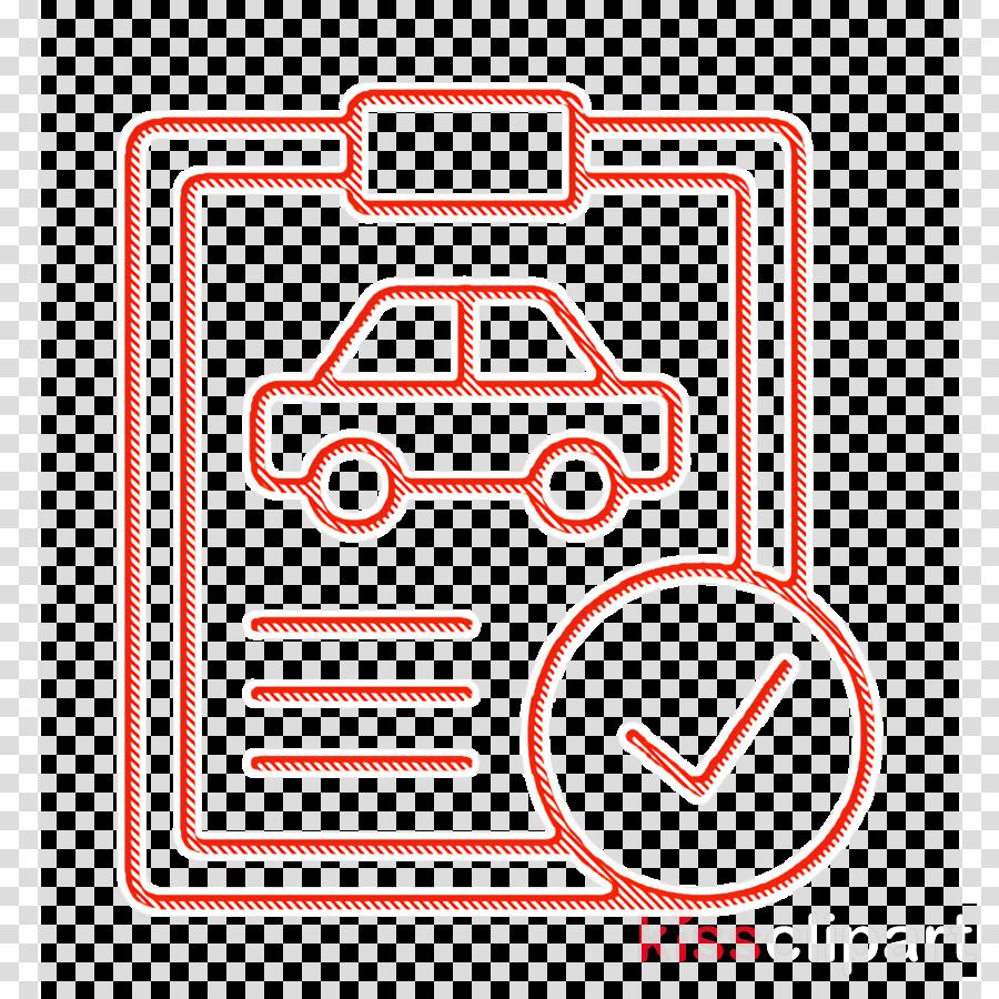 Transport icon Car repair icon Car icon