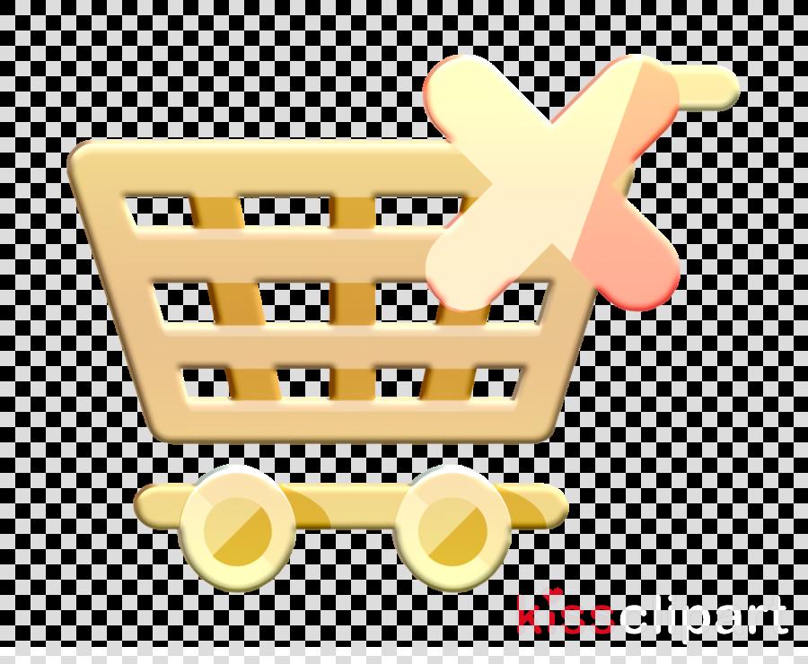 Shopping cart icon Finance icon Supermarket icon