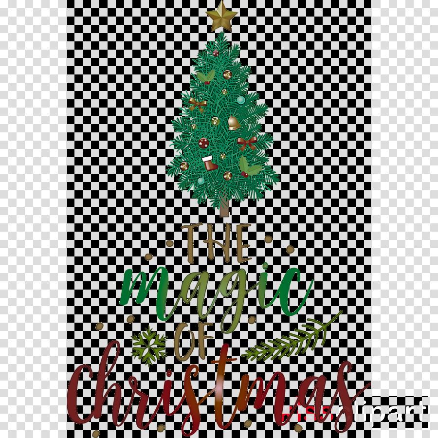 The Magic Of Christmas Christmas Tree