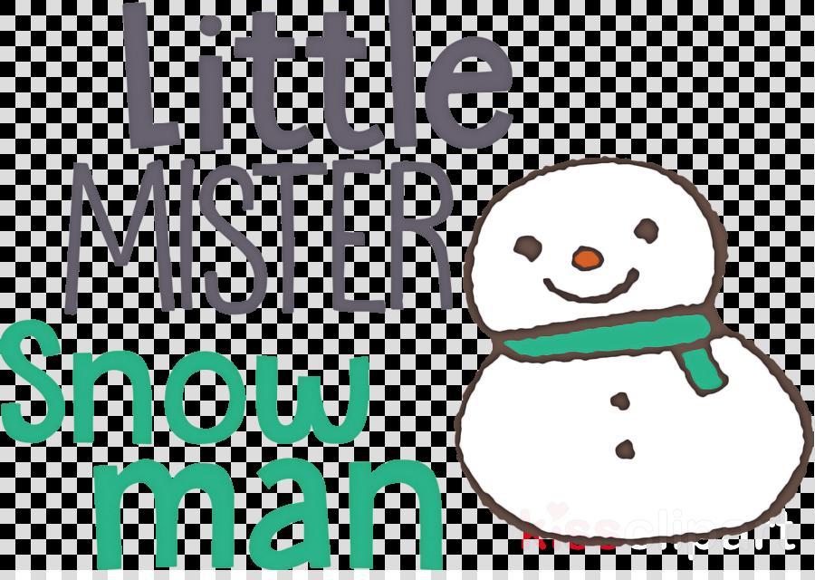 Little Mister Snow Man