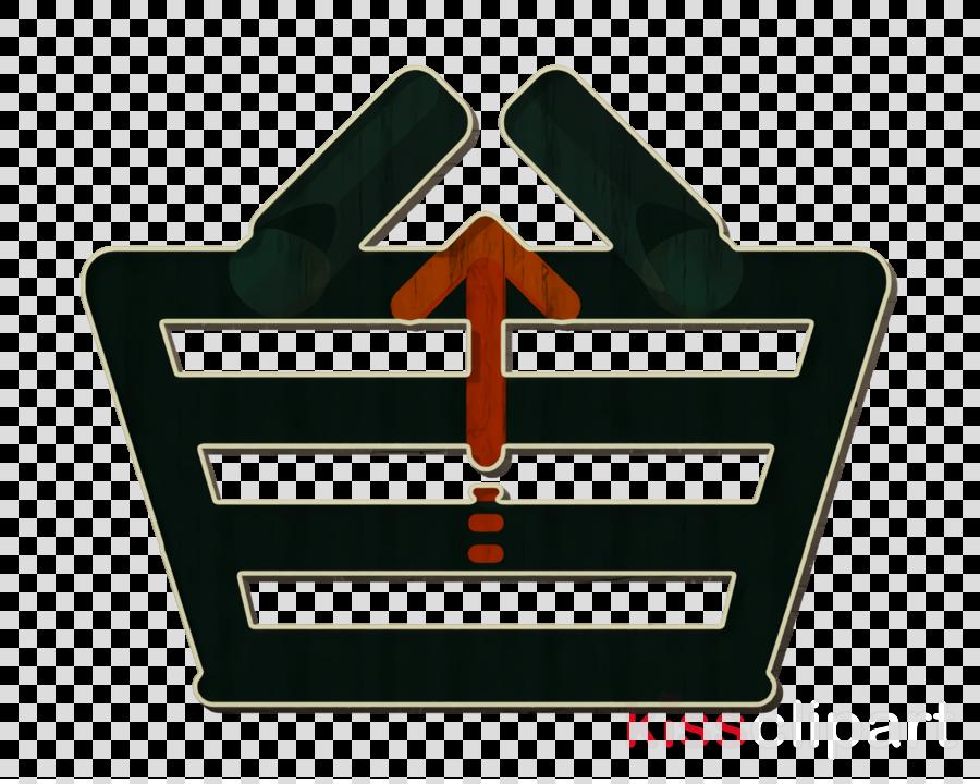 Finance icon Shopping basket icon