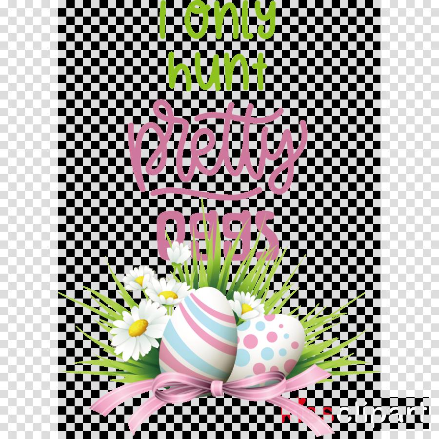 Hunt Pretty Eggs Egg Easter Day