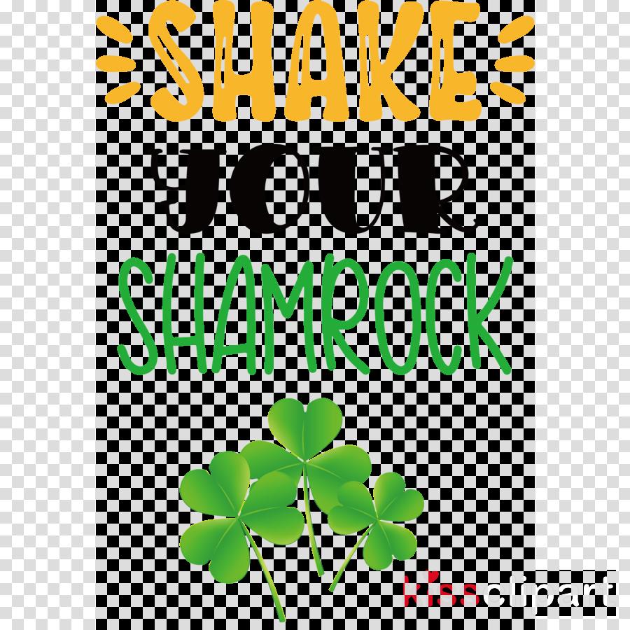 Shake Your Shamrock St Patricks Day Saint Patrick