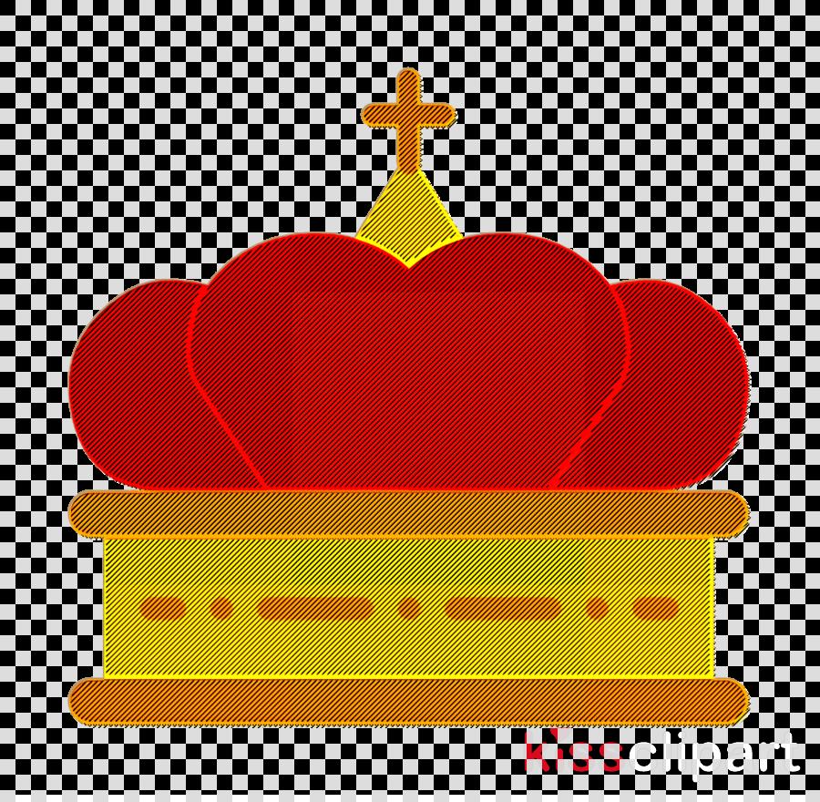Crown icon Medieval icon