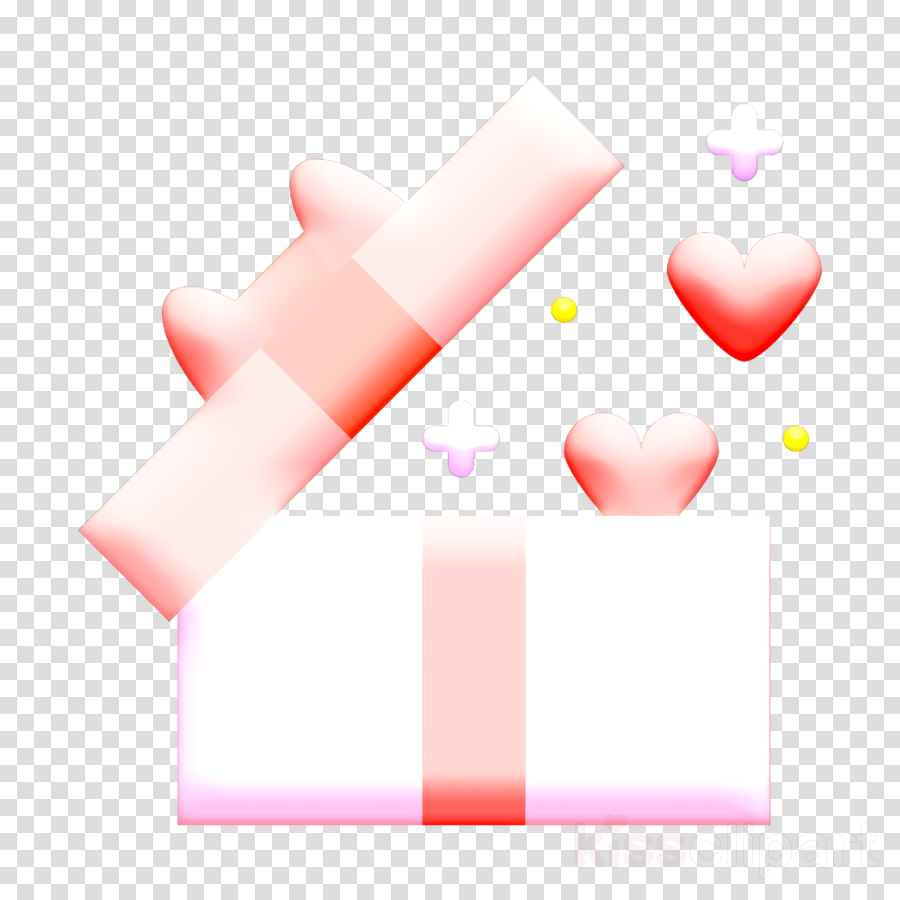 Romance icon Gift icon