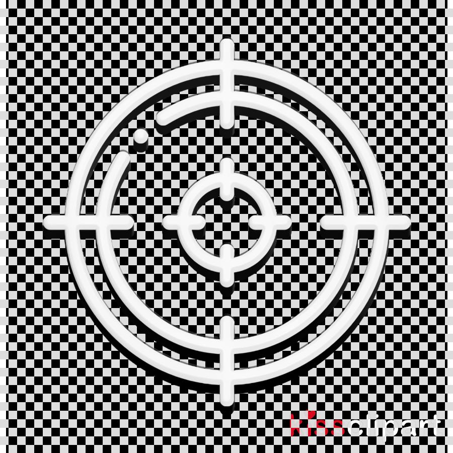 Target icon Location icon